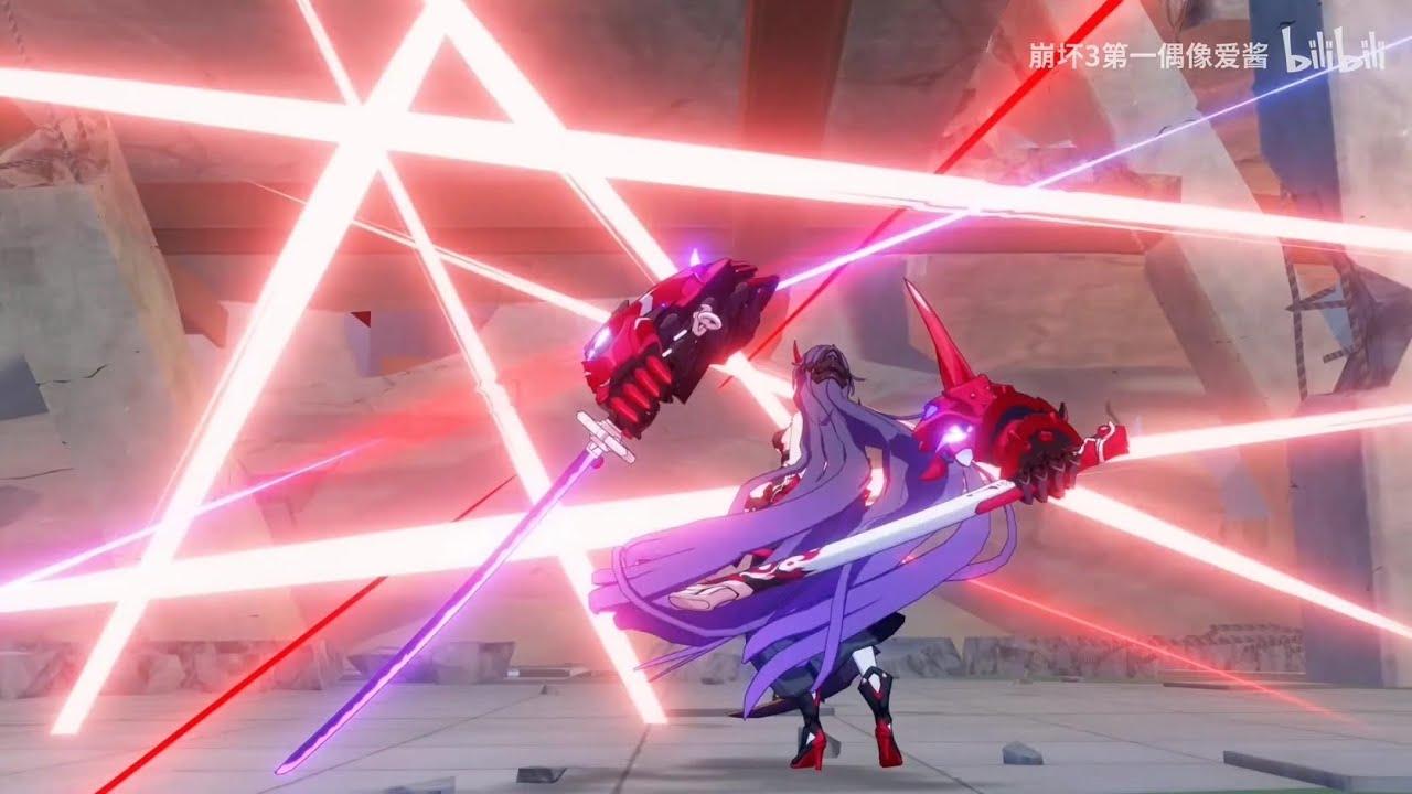 崩壞3rd/Honkai Impact 3rd 4.1版本PV-雷鳴徹空