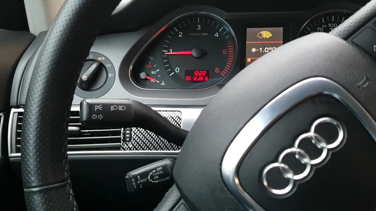 Audi A6 4f C6 Bpp Transmission Hth Multitronic Failure Youtube