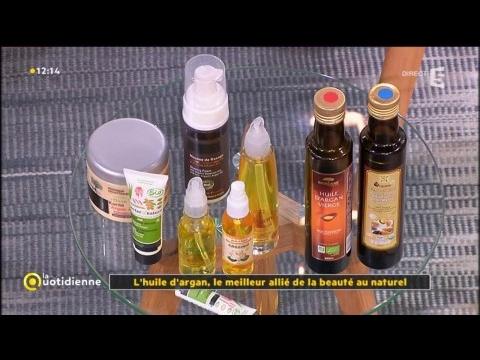 L'huile d'argan, le meilleur allié de la beauté au naturel - La Quotidienne thumbnail