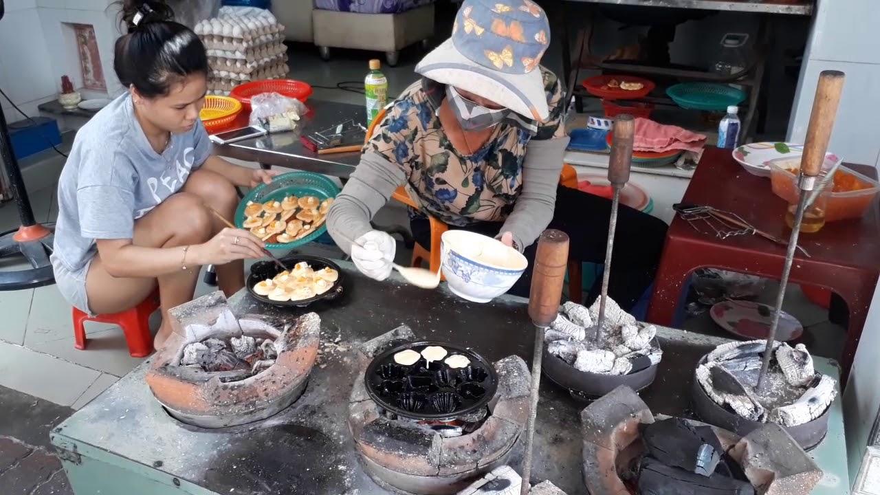 Bánh bông lan trứng muối – phô mai ngọn lạ ở Vũng Tàu
