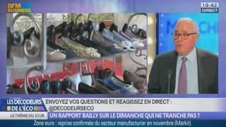 Un rapport Bailly sur le dimanche qui ne tranche pas  dans Les décodeurs de l'éco   0212 25   vidéo