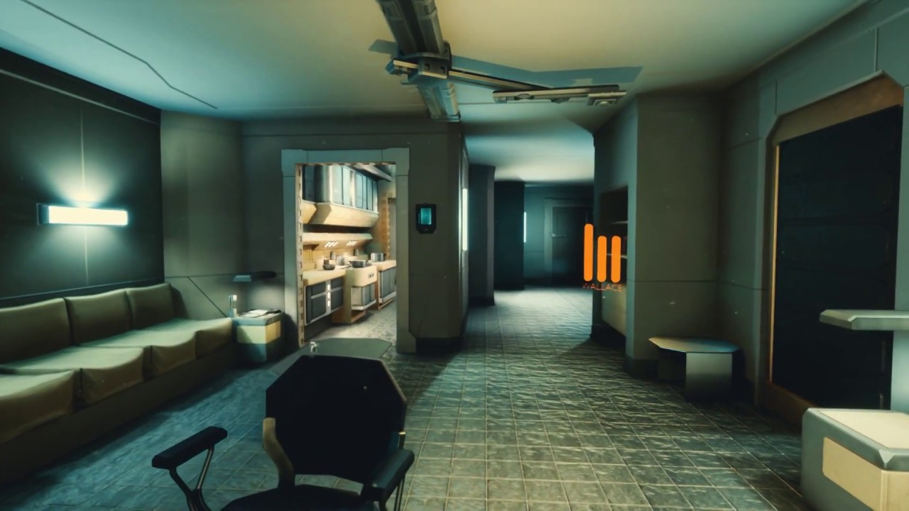 Computer News 2019 01 06 01 K S Apartment From Blade Runner 2049 Recreated In Unreal Engine 4 Youtube