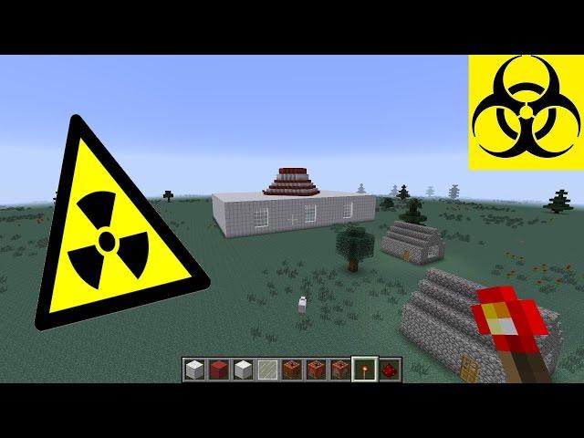 МЕГА ВЗРЫВ АЭС В MINECRAFT+ЖЕСТЬ В КОНЦЕ!! 4276 7219 4196 4447 сбер, поддержи если не жалко!