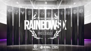 Rainbow 6 Pro League. Millenium VS ENCE eSports (GiFu). gBots VS unKnights