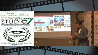 Women in Punjabi Cinema Seminar & Premiere of Punjabi Short Film Maa