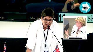 Has this parliament a secret Verboten Word List? Brexit Party MEP Claire Fox