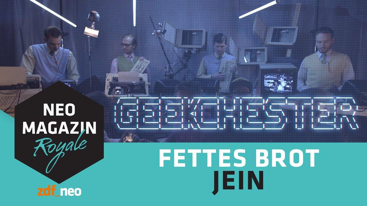 /KEYBOARDER: Geekchester feat. Fettes Brot - Jein