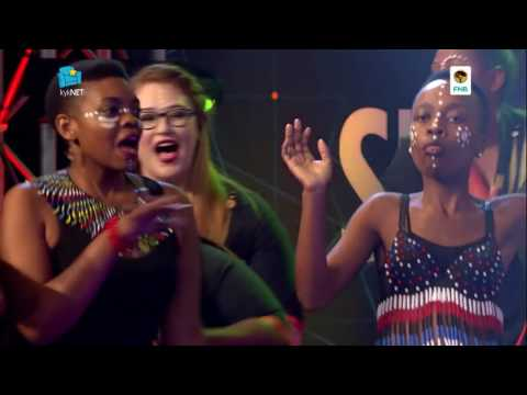 African Medley by UJ Choir  - 2016 Varsity Sing Competition