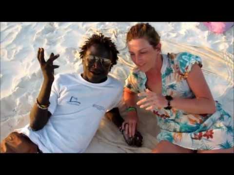 I Fratelli beach boys del barracuda Watamu Kenya
