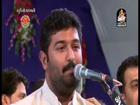 Brijrajdan Gadhvi 2015 | Chatrava Live Programme | Kasumbal Lok Dayro | Part - 3