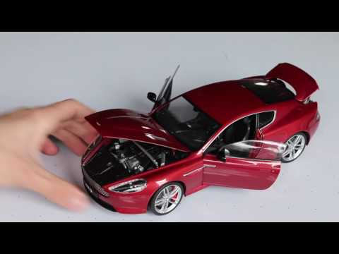 Review - 1:18 Scale Welly Aston Martin DB9
