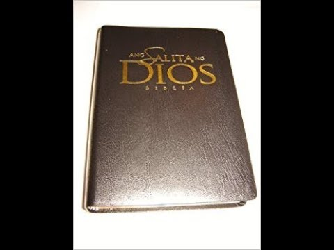 exodus 31 AUDIO BIBLE TAGALOG
