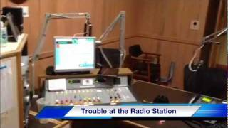 Trouble At The Radio Station
