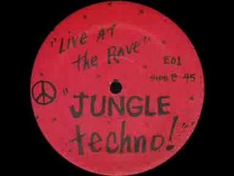 Top Buzz - Jungle Techno ! LIVE AT THE RAVE