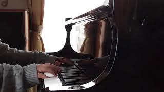大切な人の命日に、大好きな曲をアレンジして弾いてみました.