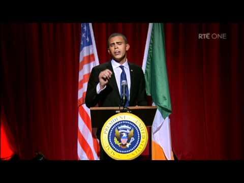 Barack Obama on The Saturday Night Show