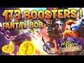 173 Boosters ! Hearthstone Main basse sur Gadgetzan - Fanta et Bob, Ouverture de Paquets