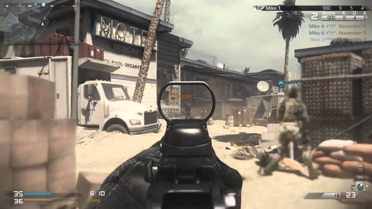 Call of Duty: Ghosts Multiplayer Xbox One Gameplay on ...