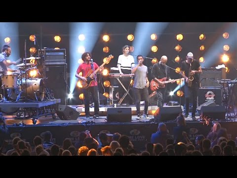 BALKAN BEAT BOX - Live @ One Love Sound Fest 2016 Wrocław / Poland
