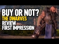 The Dwarves Review PS4 - First Impression (Performance Analysis - Buy Or Not)
