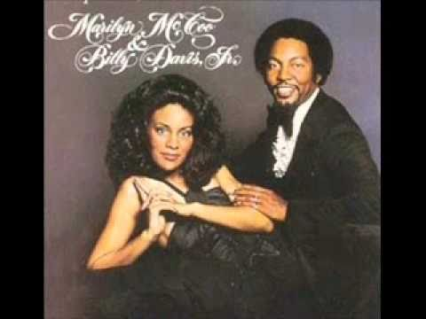 You Don't Have to Be A Star To Be In My   1976 Marilyn McCoo and Billy Davis Jr
