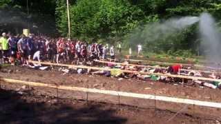 Tough Mudder Boston 2013 June 2 Sunday 10:00 am Heat - Kiss of Mud