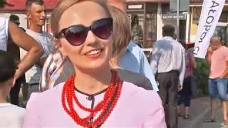 Dożynki Wojewódzkie w Bobowej