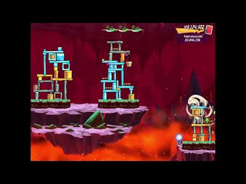 Angry Birds 2 AB2 Mighty Eagle Bootcamp (MEBC) - Season 15 Day 7 (Stella)
