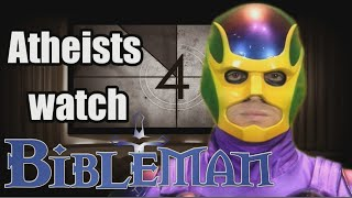 "Atheists Watch ""The New Adventures of Bibleman!"""