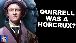 Harry Potter Theory: Was Professor Quirrell a Horcrux?