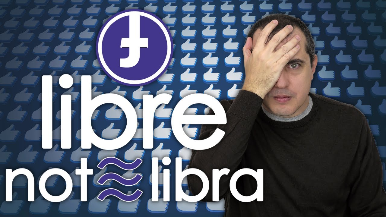 Andreas Antonopoulos | Libre Not Libra | Facebook's Blockchain Project