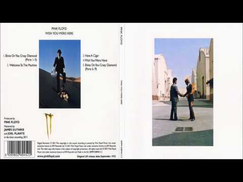 Pink Floyd: Wish You Were Here 1975