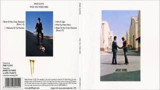Pink Floyd Wish You Were Here 1975