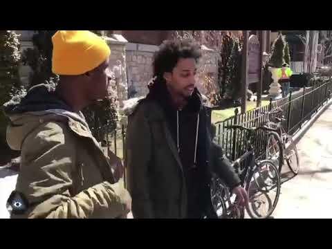 Black Guys Mess Up Handshake