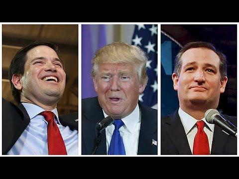 Donald Trump Ve Rakibi Arasındaki Fark Azalıyor