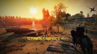The Witcher 3 Ultimate Graphics Overhaul 2017 Modlist & Installation