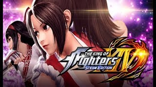 The King of Fighters XIV Steam Edition Gameplay (PC)