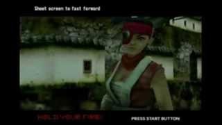 Ninja Assault (PS2) - Guren Chapter [1/2]