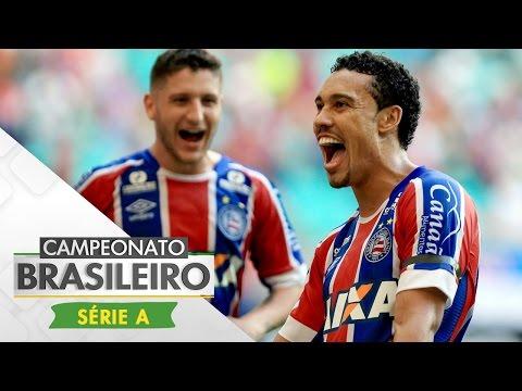 Melhores Momentos - Bahia 6 x 2 Atlético-PR - Campeonato Brasileiro (14/05/2017)