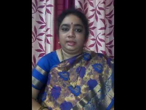 Song No .41   Telugu Laali Paatalu - 1 , Lullaby To  Lord Sri Krishna