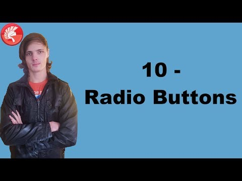 Delphi Programming Course (FMX): 10 - Using Radio Buttons (to change form color)