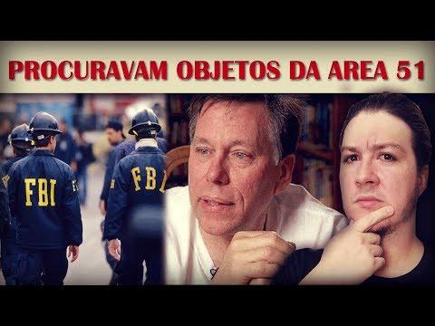 FBI INVADE CASA DE BOB LAZAR E RUSSO DESISTE DO TRANSPLANTE DE CABEÇA! ALMANAQUE