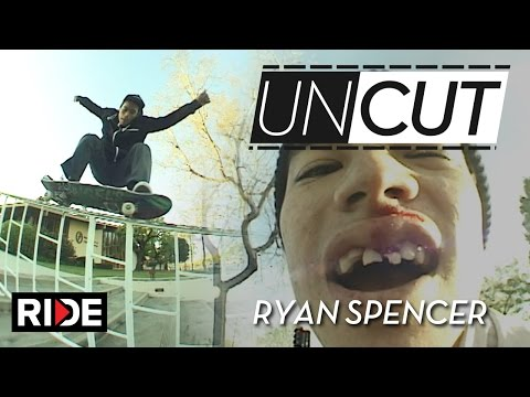 Ryan Spencer's Part in the Foundation - WTF! Video - UNCUT