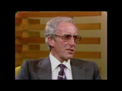 Peter Sellers doing accents and talking Dr. Strangelove on NBC's Today   1980