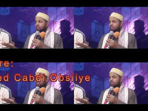 Intee Baad Wax'akhridaa Maalintii/Dr. Xasan Sh. Cali Warsame
