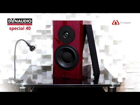 Dynaudio Special 40 | Unboxing - YouTube