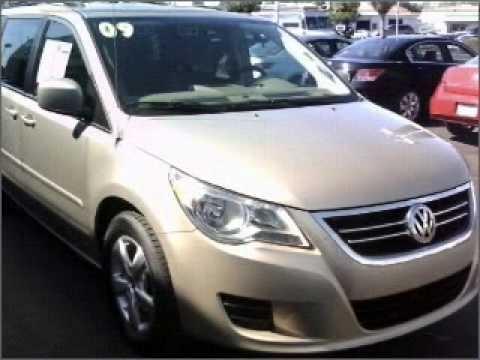 2009 Volkswagen Routan - Fresno CA