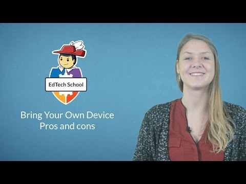 Bring your own device (BYOD) - An upcoming trend in education | EdTech School