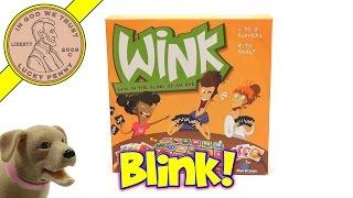 Wink, Win In The Blink Of An Eye!