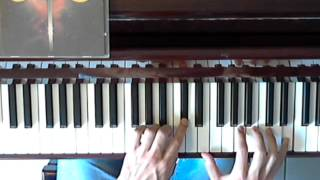 Child's Anthem (David Paich/Toto) - Piano accompaniment cover and tutorial